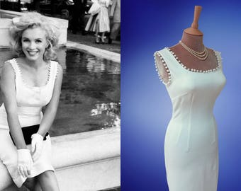 Marilyn Monroe...The Tbird dress
