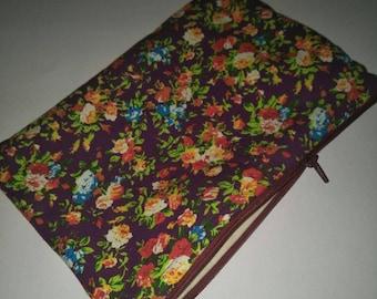 Zippered Pouch ~ Pencil Pouch ~ Pencil Case ~ Makeup Case ~ Multipurpose