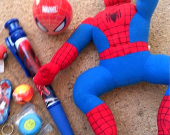 Spide rMan Marvel Comic Fun Pack