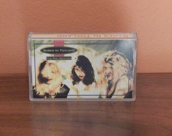 Babes In Toyland - The Peel Sessions- cassette tape
