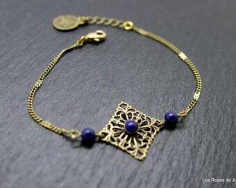 lace mini bracelet