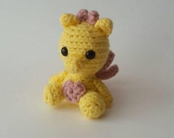 Crochet Dragon Amigurumi Plush toy