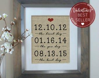 Husband Gift, Valentine's Gift for Husband, Valentines Day Gift for Him, Wife Valentines Gift, Anniversary Gifts for Men, Gift for Her