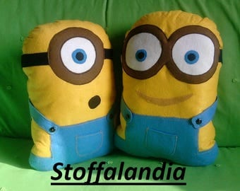 Christmas offer 2 pillows Minions gift idea