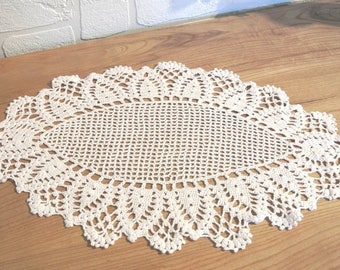 No. 7 Crochet lace doily
