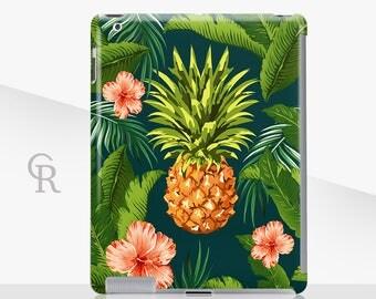 Pineapple iPad Case For - iPad 2, iPad 3, iPad 4 and iPad Mini, iPad Air, iPad Air 2, iPad Mini 4 Snap on Case