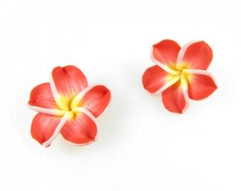 1 x Pearl polymer Sun flower