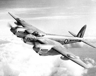 Poster, Many Sizes Available; De Havilland Mosquito Dh.98