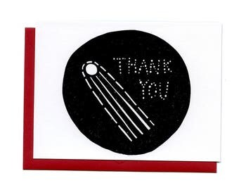 Thank You (Flat Notecard)