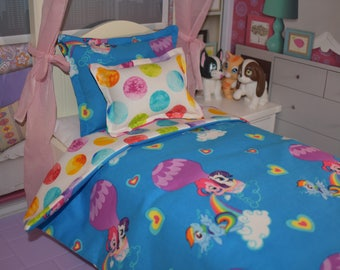 Doll Bedding - My Little Pony Doll Bedding