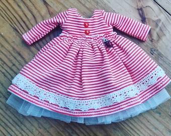Pretty jersey dress for Blythe