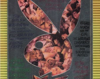 MATURE - Playboy Trading Card Chromium Cover Cards II - #154 September 1976
