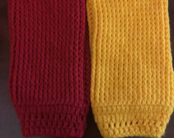 Crochet Dusting Glove/Mitt