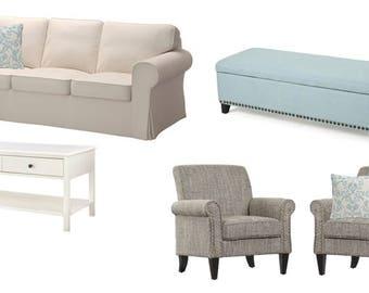 Furniture Design for Living Room