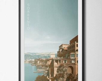 Sorrento, Italy Poster 11x17 18x24 24x36