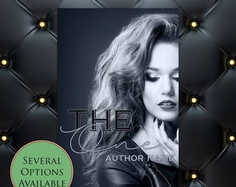 75% SALE The One Pre-Made eBook Cover * Kindle * Ereader Cover
