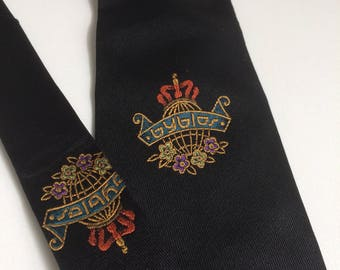 Byblos, vintage tie