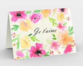 Valentine card - Valentine's day love