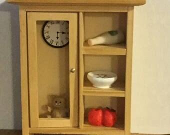 Dollhouse cupboard