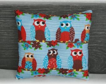 Cushion OWL 10 * 11 cm