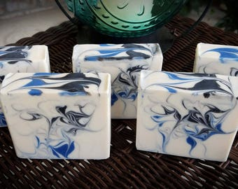 Lavender Soap, Cold Process Soap, Natural Soap, Handmade Soap, Skin Care, Moisturizers, Olive Oil Soap, Bath and Beauty, Artisan Soap,