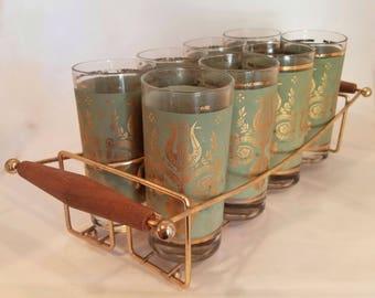 Vintage Patio Drink Set