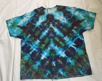 In stock!! Ready to ship!! 3XL Tie Dye T-Shirt!!