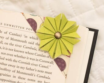 Birthday Corner Bookmark