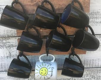 Coffee Mug Holder, Coffee Mug Rack, Coffee Mug Display, Coffee Cup Holder, Coffee Cup Rack, Wood Kitchen Organizer, Pallet Wood Cup Rack