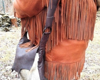 Mountian man style possibles bag