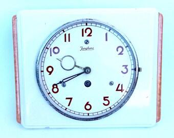 Junghans ceramic clock