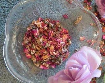Rose Petals - Dried Rose Petals