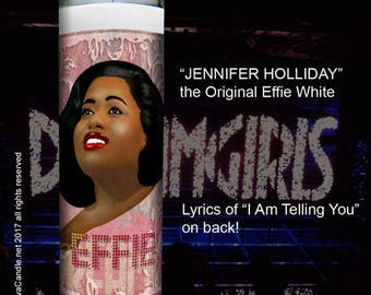 Jennifer Holliday as Effie in Dreamgirls