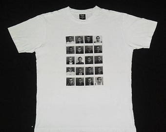 NEWYEARS CRAZY SALES 33% Today Only 50 Percent Off !! vintage rare retro Keith Haring The  Designer Photo Album T Shirt M