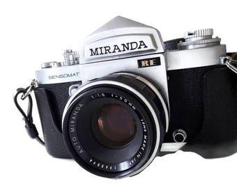Miranda Sensora RE film camera