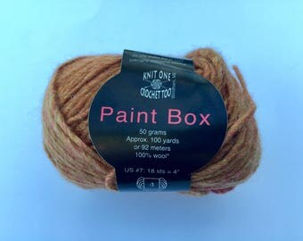 Paint Box Yarn (Knit One Crochet Too) - Reds/Browns
