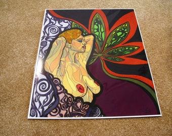 """""""Musing"""" Art Print [open edition, 11x14""""/16x20""""]"""