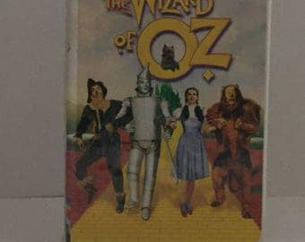 1939  Movie The Wizard of Oz/ A Metro -Goldwyn-Mayer Production of Judy Garlands Wizard of Oz /New, Sealed in Clamshell Case