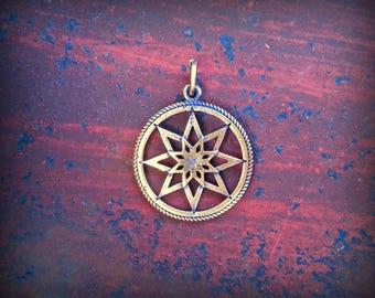 Slavic Sun, Alatyr-Star, Pagan, Wisdom