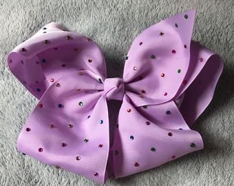 Large Knot Hair Bows