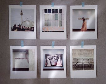 Berlin series (6 cards together) ***FREE SHIPPING***