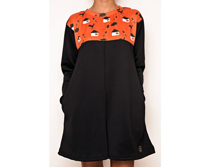 NEW IN   Rond-Oh-Well   Long Sleeve Winter Playsuit