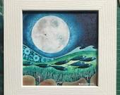 Mini Moon 3 - Original Artwork
