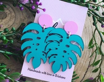 PARADISE PARTY / Statement Earrings
