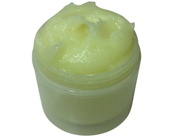 Lemon Sugar Body Scrubs