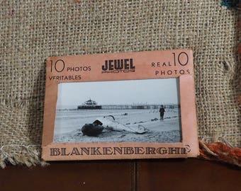 A Collection of 10 Vintage Miniature Photographs  Old Photos Old Photographs Collectable Photographs retro, boho.