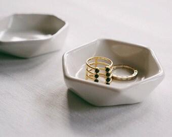 SET SAVINGS! (20-40% off) - Mini Hexagon Dish Sets