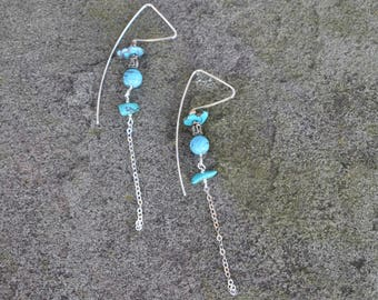 Turquoise Drop & Dangle Earring (Limited Edition)