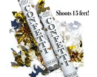 Confetti Pop, Confetti Bomb, Confetti Cannon, Party Confetti, Party Popper, Party Streamers, Butterflies, Hearts & Stars, New Year's Eve