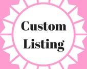 Custom Budget Planner Stickers
